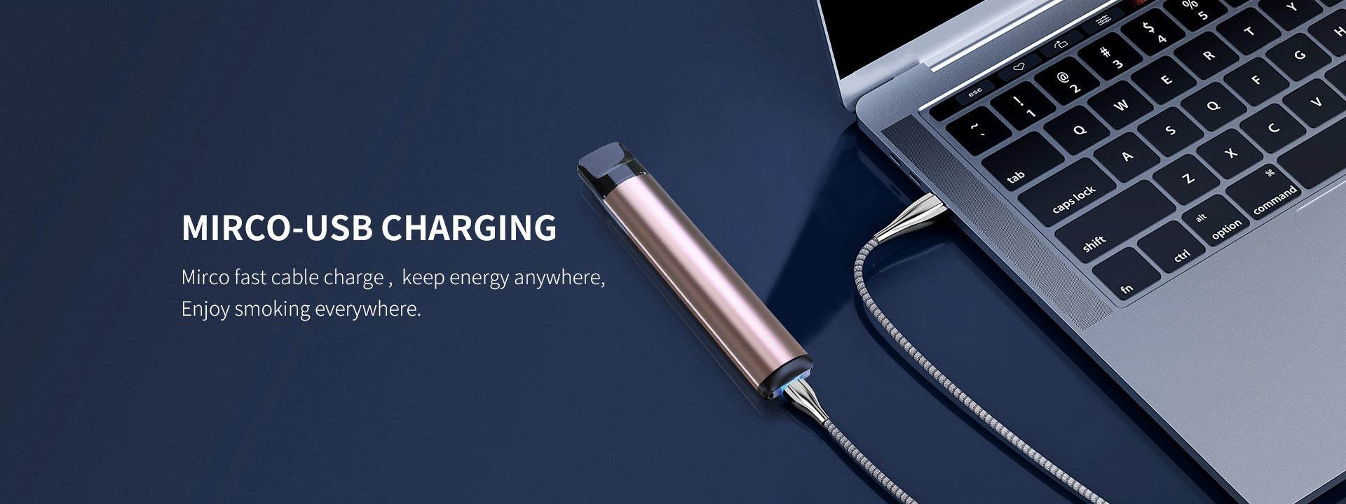 cbd vaporizer 8122 charging