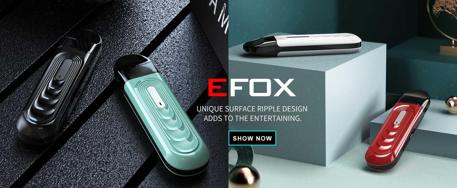 SKE Vape Starter Kit - EFOX